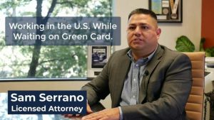 Working in the U.S. While Waiting on Green Card